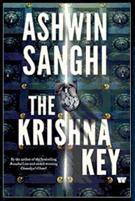 The_Krishna_Key_Cover_Art