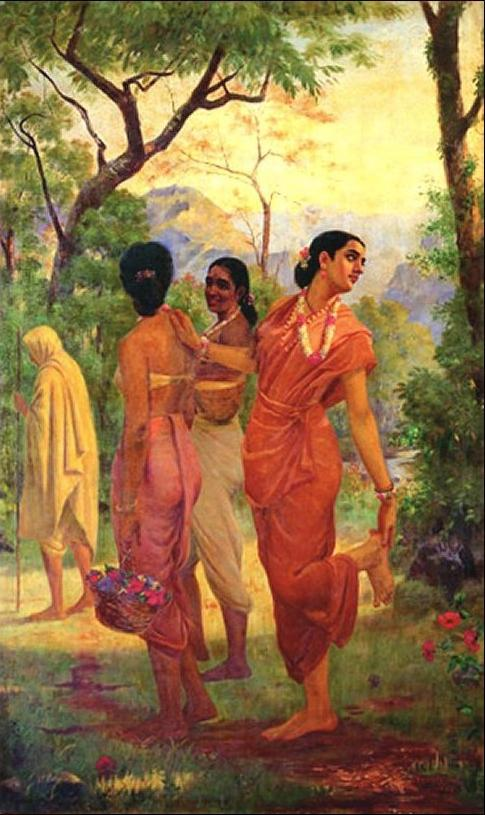 Raja_Ravi_Varma_-_Mahabharata_-_Shakuntala