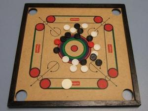 Five-Minute-Carrom-Board-Rules